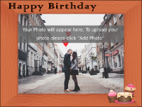 More Birthday Photo E Cards Free Face ECards Happy