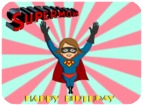 Happy Birthday supermom