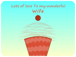 Wonderful wife
