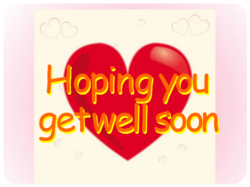 Loving Get Well