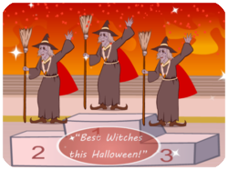 Competitive Witches