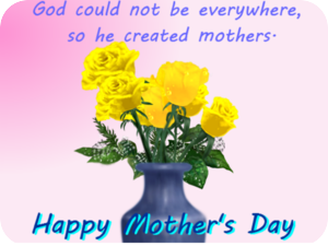 God created Mother
