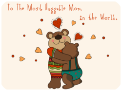 Most Huggable Mom