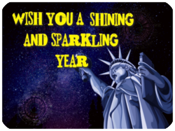 Shining and Sparkling Year
